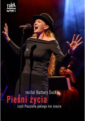 Plakat - Pieśni Życia, czyli Piazzolla jakiego nie znacie