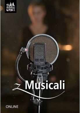Plakat - #zMusicali - nowy cykl online