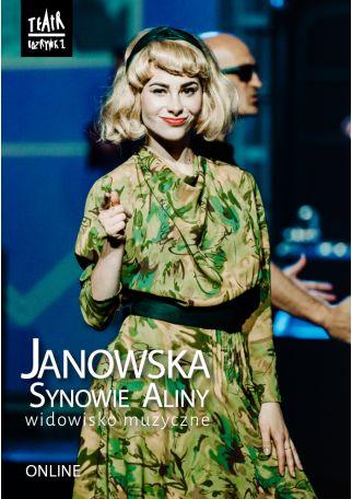 JANOWSKA. SYNOWIE ALINY - ONLINE