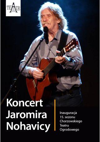 KONCERT JAROMIRA NOHAVICY